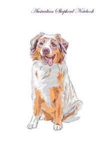 Australian Shepherd Notebook Record Journal, Diary, Special Memories, to Do List, Academic Notepad, and Much More