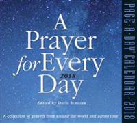 A Prayer for Every Day Page-A-Day Calendar 2018