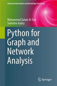 Python for Graph and Network Analysis