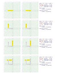 Fifty Scrabble Box Scores Games 3101-3150
