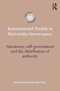 International Trends in University Governance