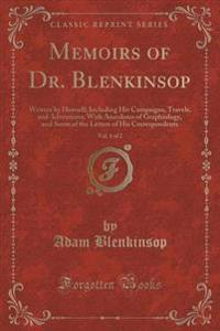 Memoirs of Dr. Blenkinsop, Vol. 1 of 2
