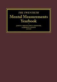 The Twentieth Mental Measurements Yearbook