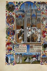 """""""The Funeral of Raymond Diocres"""" by the Limbourg Brothers: Journal (Blank / Line"""