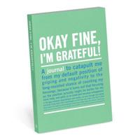 Okay Fine,i'm Grateful Journal