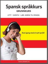 Spansk språkkurs Grunnkurs