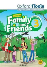 American Family and Friends: Level Three: iTools