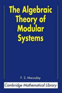 The Algebraic Theory of Modular Systems