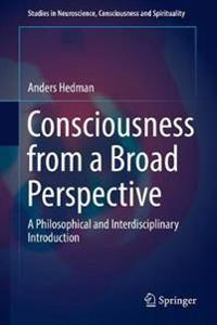 Consciousness from a Broad Perspective