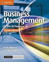 Business Management for the IB Diploma Coursebook with Cambridge Elevate Enhanced Edition (2 Years)