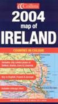 2004 Map of Ireland