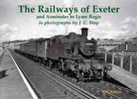 Railways of exeter and axminster to lyme regis