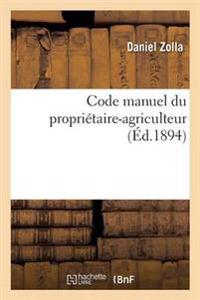 Code Manuel Du Proprietaire-Agriculteur