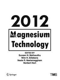 Magnesium Technology 2012