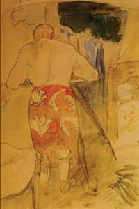 Self Portrait at Work by Paul Gauguin: Journal (Blank / Lined)