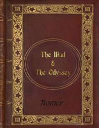 Homer - The Iliad & the Odyssey
