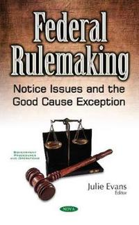 Federal Rulemaking
