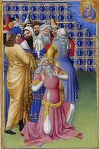 """David Beseeches God Against Evildoers"" by the Limbourg Brothers: Journal (Blank / Lined)"