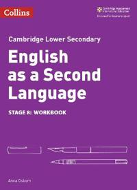 Cambridge Checkpoint English as a Second Language Workbook Stage 8