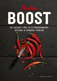 Boost - 50 recept för fettförbränning