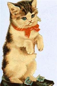 Cute Kitten Journal
