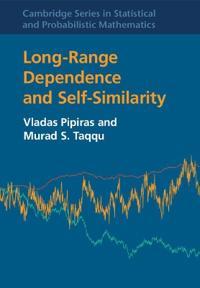 Long-Range Dependence and Self-Similarity