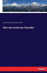 Uber Die Familie Der Rissoiden