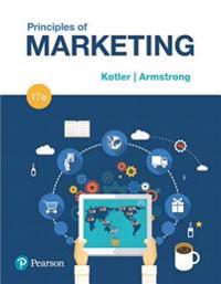 Principles of Marketing Plus Mymarketinglab with Pearson Etext -- Access Card Package