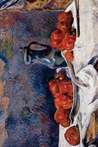 Tomatoes and a Pewter Tankard on a Table by Paul Gauguin - 1883: Journal (Blan