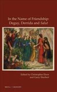 In the Name of Friendship: Deguy, Derrida and Salut
