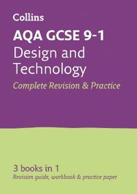 AQA GCSE 9-1 DesignTechnology All-in-One Revision and Practice
