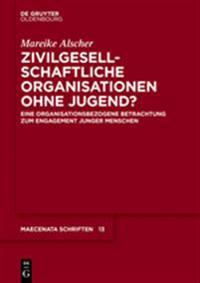 Zivilgesellschaftliche Organisationen Ohne Jugend?