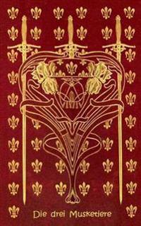 Die drei Musketiere (Notizbuch)