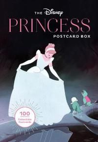 Disney Princess Postcard Box