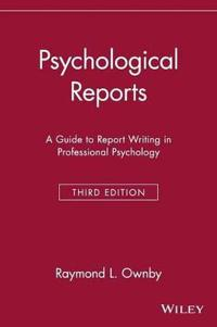 Psychological Reports