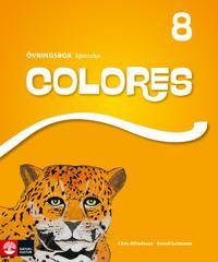 Colores 8 Övningsbok, andra upplagan