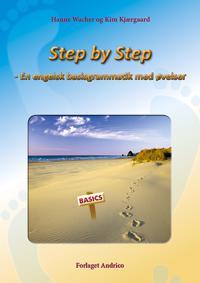 Step by step - en engelsk basisgrammatik med øvelser
