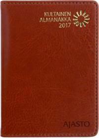 KULTAINEN ALMANAKKA 2017