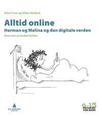 Alltid online - Käte From, Rikke Mølbak pdf epub