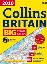 Collins Britain Big Road Atlas