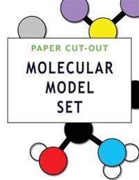 Paper Cut-Out Molecular Model Set