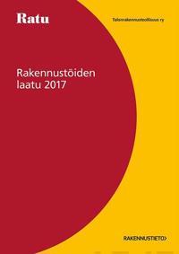 Rakennustöiden laatu RTL 2017