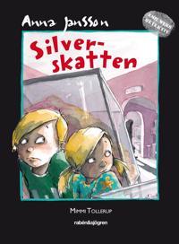Silverskatten - Anna Jansson pdf epub