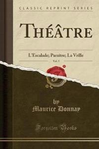 Theatre, Vol. 5