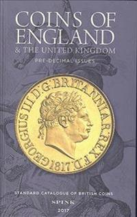 Coins of england and the united kingdom - pre-decimal and decimal issues