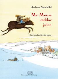 Mr Moose räddar julen
