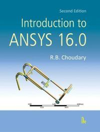 Introduction to ANSYS 16.0