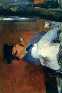 """""""In the Bar Le Bouchon"""" by Edouard Manet: Journal (Blank / Lined)"""