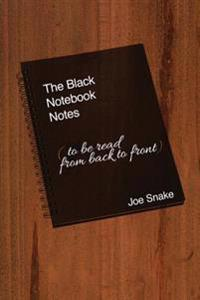 The Black Notebook Notes
