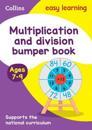 Multiplication & Division Bumper Book Ages 7-9